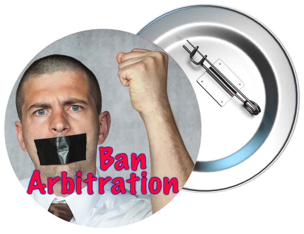 Ban Arbitration Guy Button
